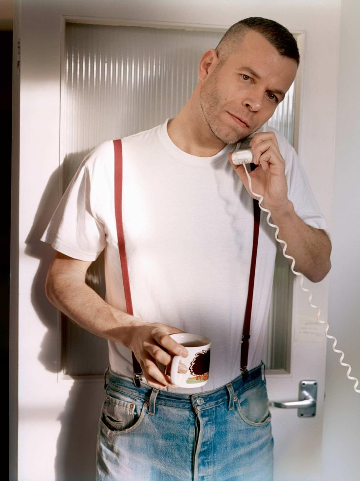 Wolfgang Tillmans by Alasdair McLellan (2010)