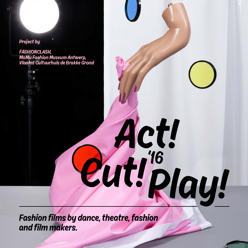 act cut play poster 2