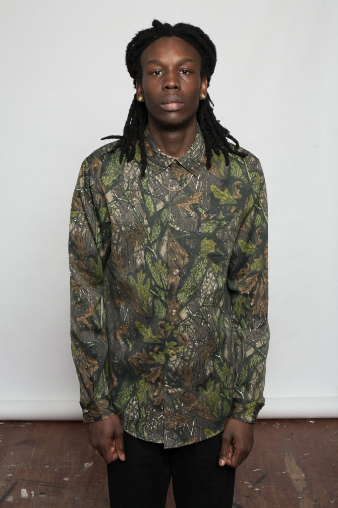 Patta SS15 shirt collection