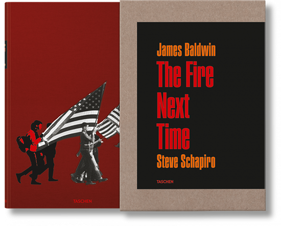 James Baldwin The Fire Next Time Steve Schapiro Taschen 2