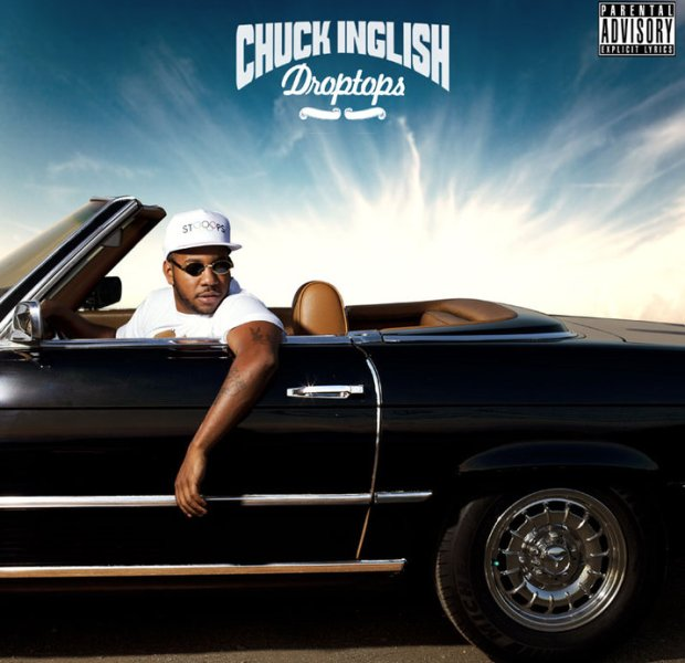chuck-inglish-droptops ALBUM COVER
