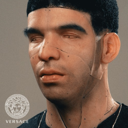 Drake Versace