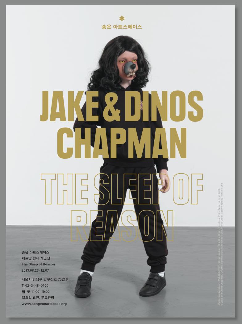 Jack Dinos Chapman poster