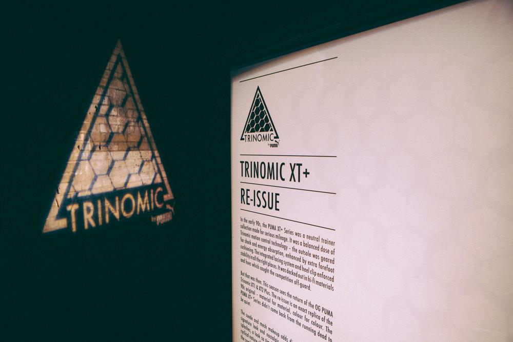 Puma Trinomic Launch