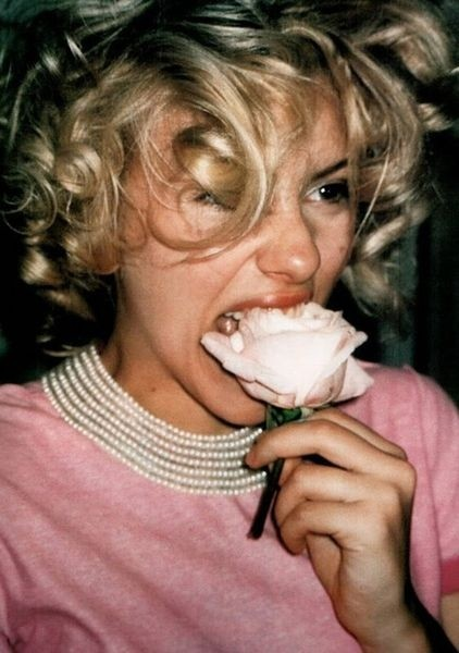 Scarlett Johanson as Marilyn Monroe