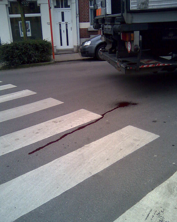 blood truck