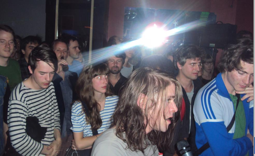 Us Belgians are huge fans of crowd participation.