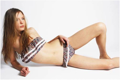 models Barely legal lingerie