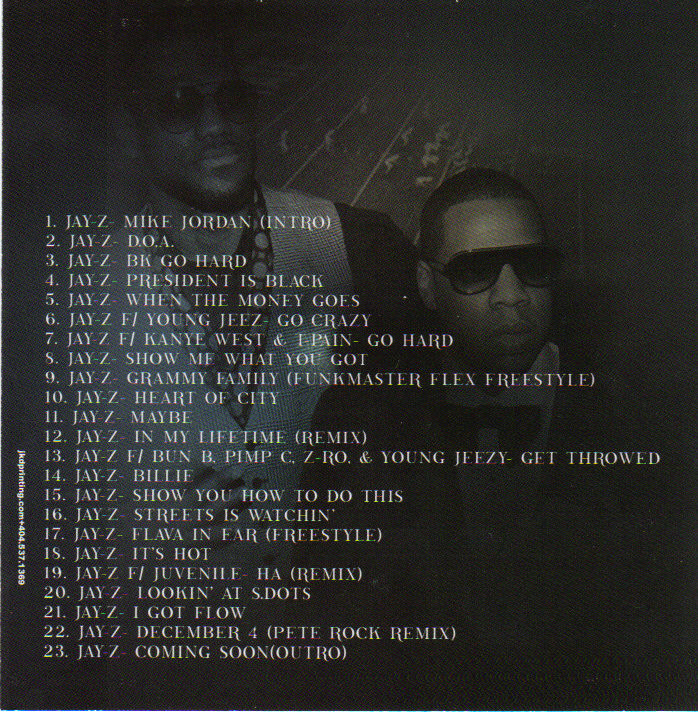 00 Jay Z 23_(the_mike_jordan_of_recordin) 2009 (back_cover)