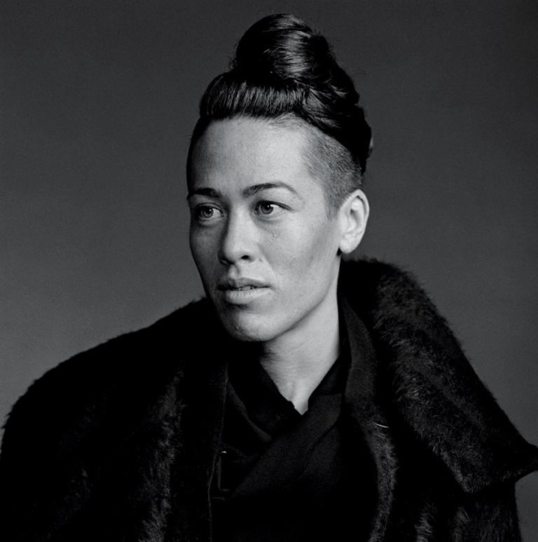 Wu Tsang by    Graeme Mitchell