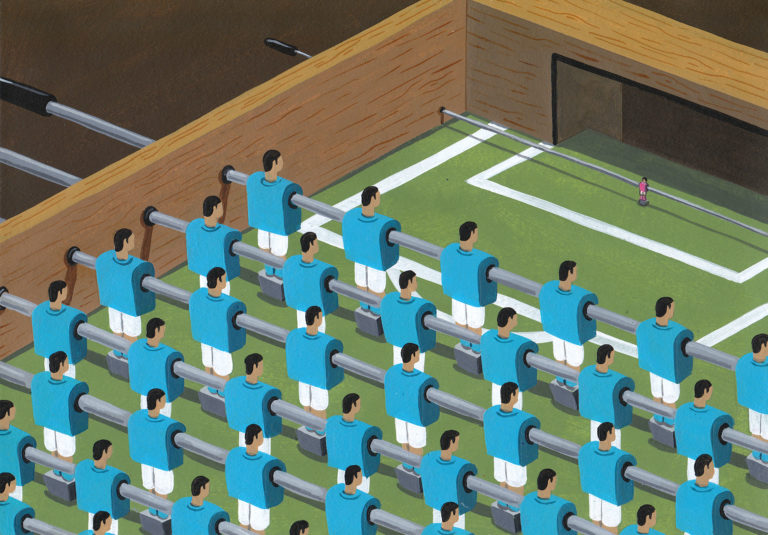 "Brecht Vandenbroucke – ""No one said it was going to be fair but it's not a reason to give up"" (2017)"
