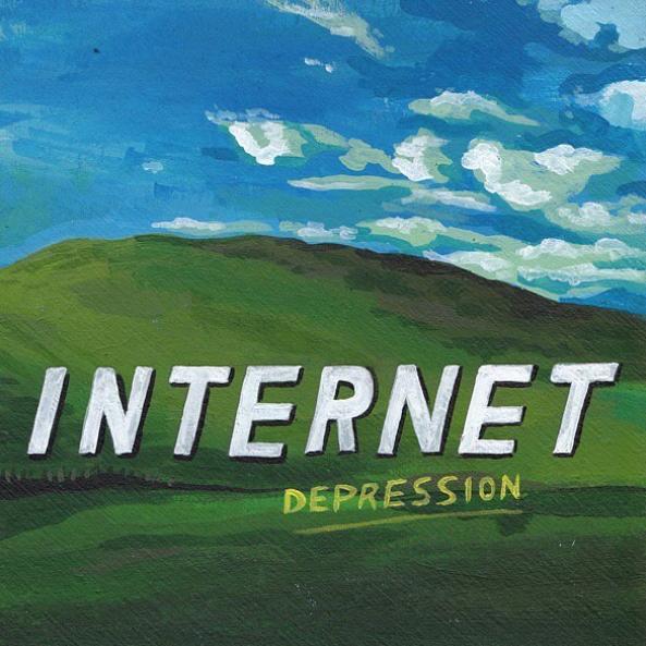 """Brecht Vandenbroucke – """"Internet Depression"""" (2011)"""