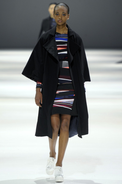 Isabelle Schoutetens at SHOW2013. Image:  Antwerp Fashion