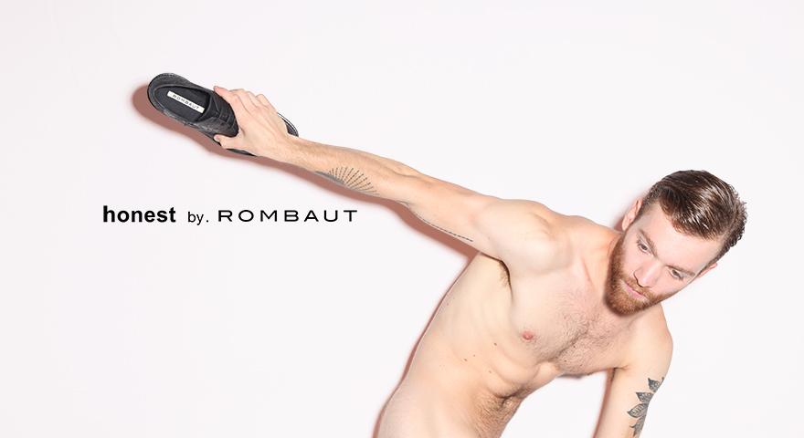 Honest By. x ROMBAUT