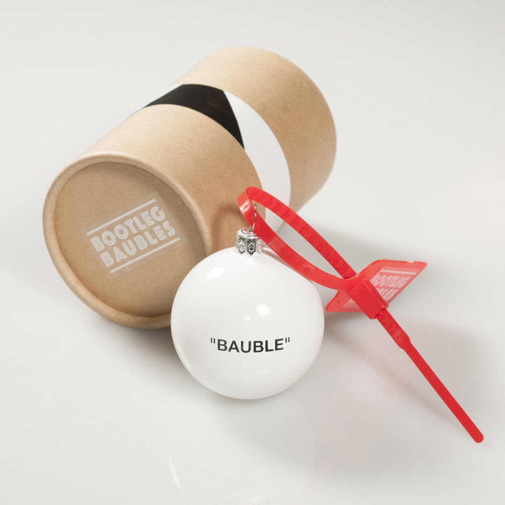 Image: Bootleg Baubles