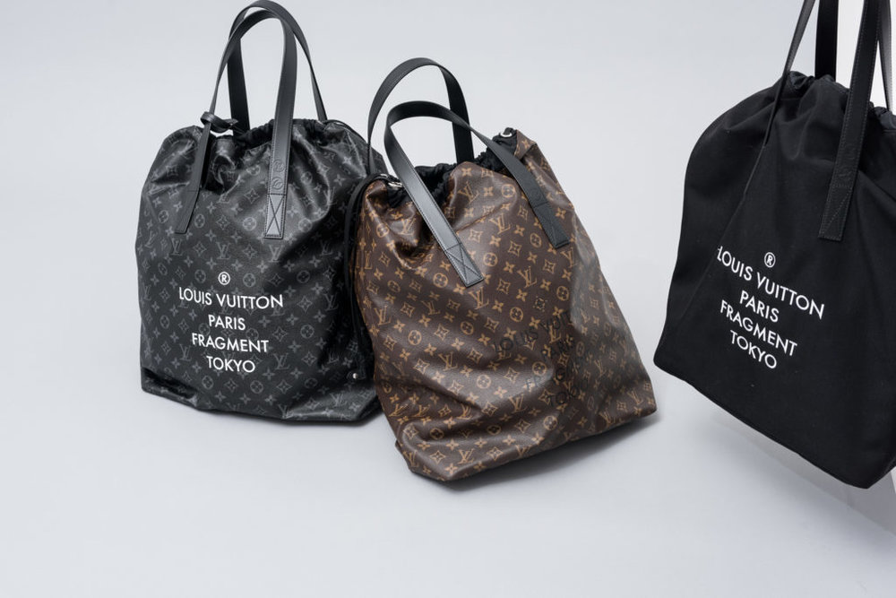 Louis Vuitton x fragment (image: Highsnobiety)