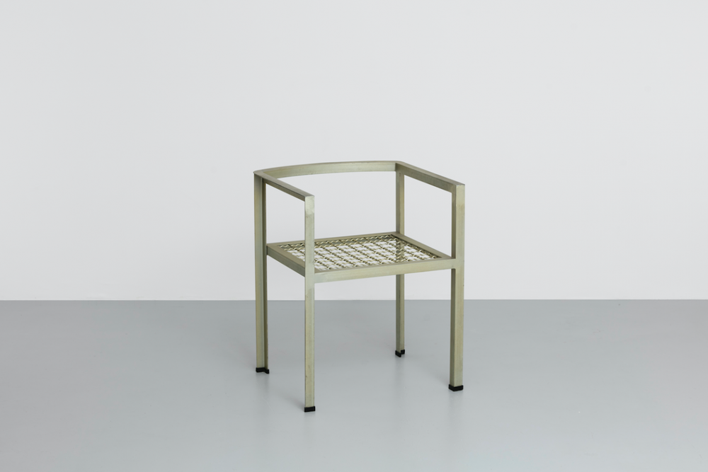 Chair N°1 (1983) - © Courtesy of A1043