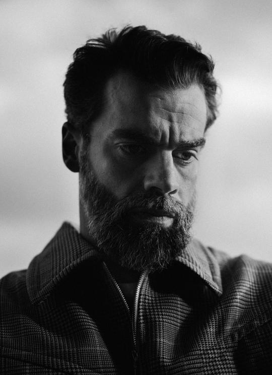 Nicolas Karakatsanis by Leonardo Van Dijl