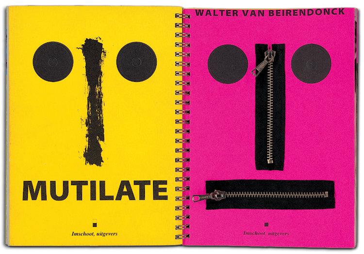 1997 Paul Boudens for Walter Van Beirendonck