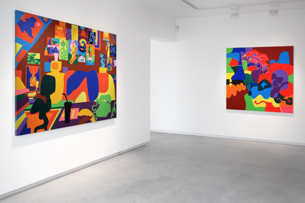 Todd James at Alice Gallery