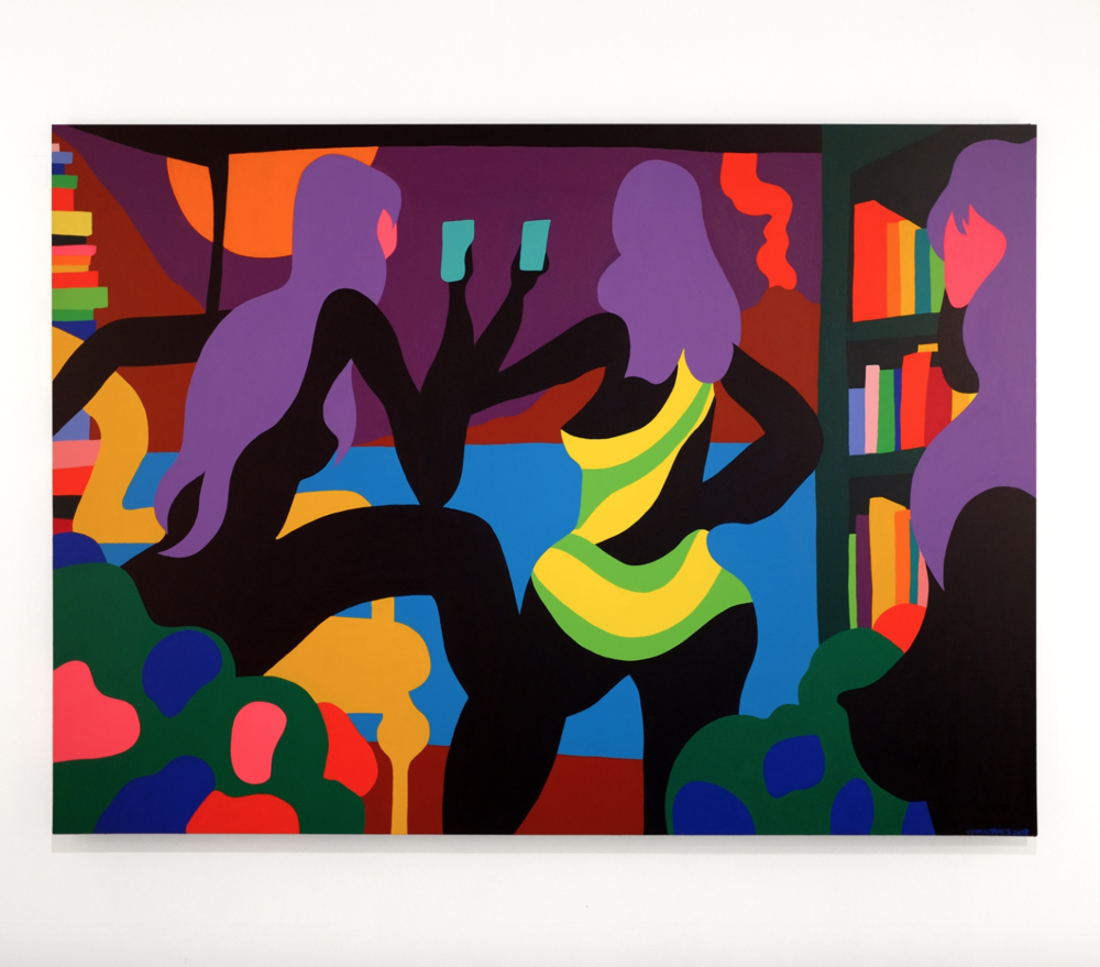 Todd James at Alice Gallery - 2018