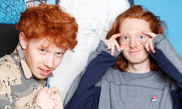 Archy & Jack Marshall ( Katherine Anne Rose - via  The Guardian )