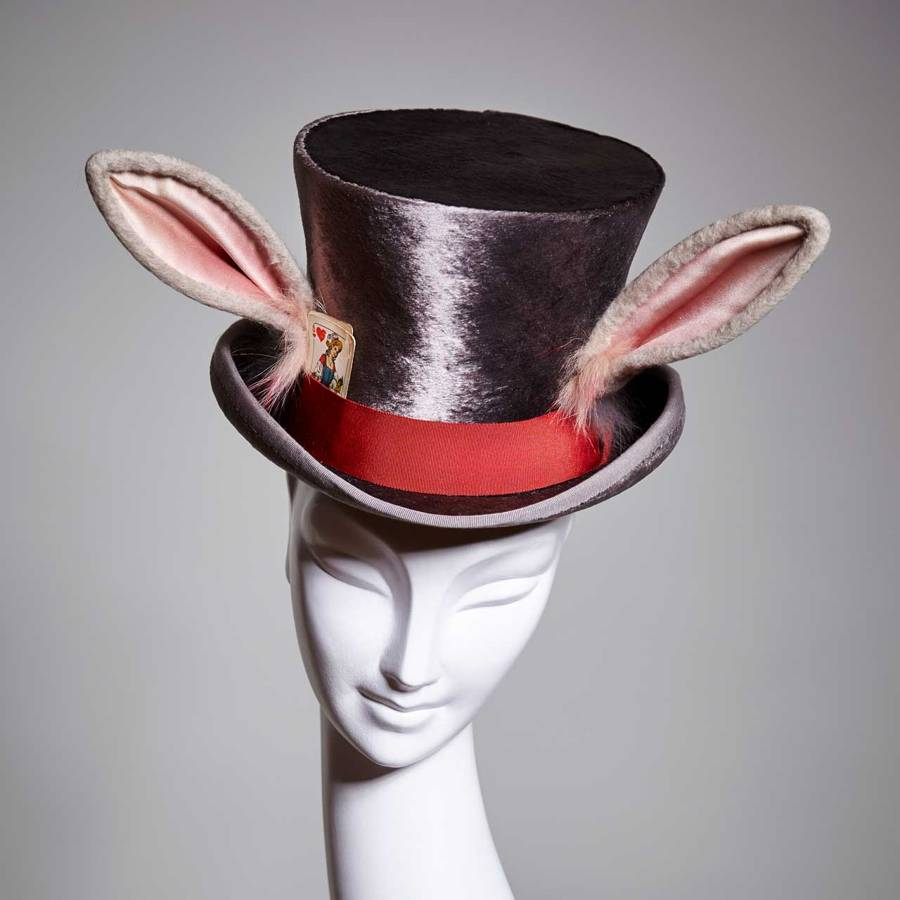 'Mad Hatter' from Stephen Jones AW13