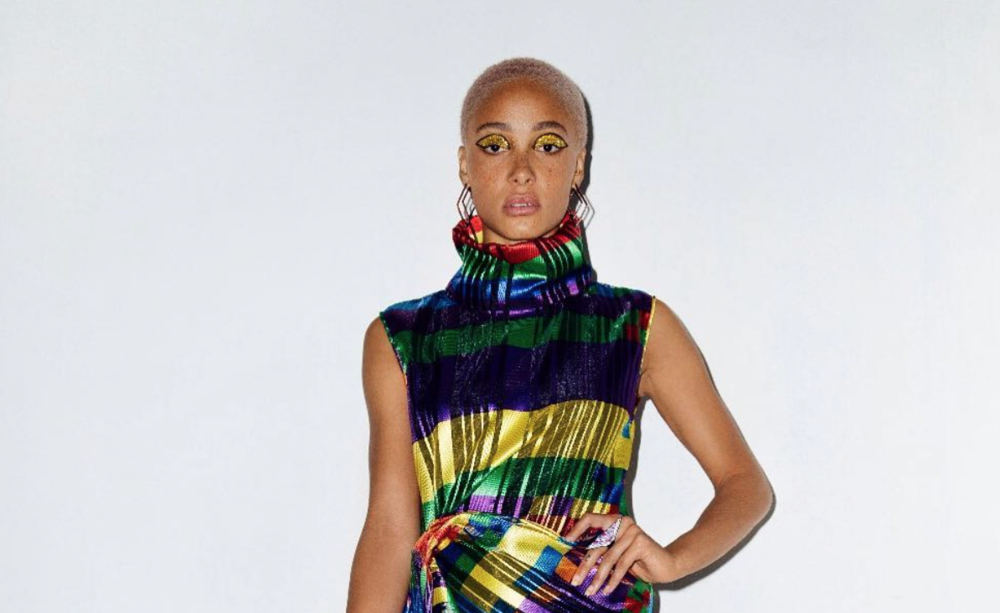 Gurls Talk founder, model & activist Adwoa Aboah