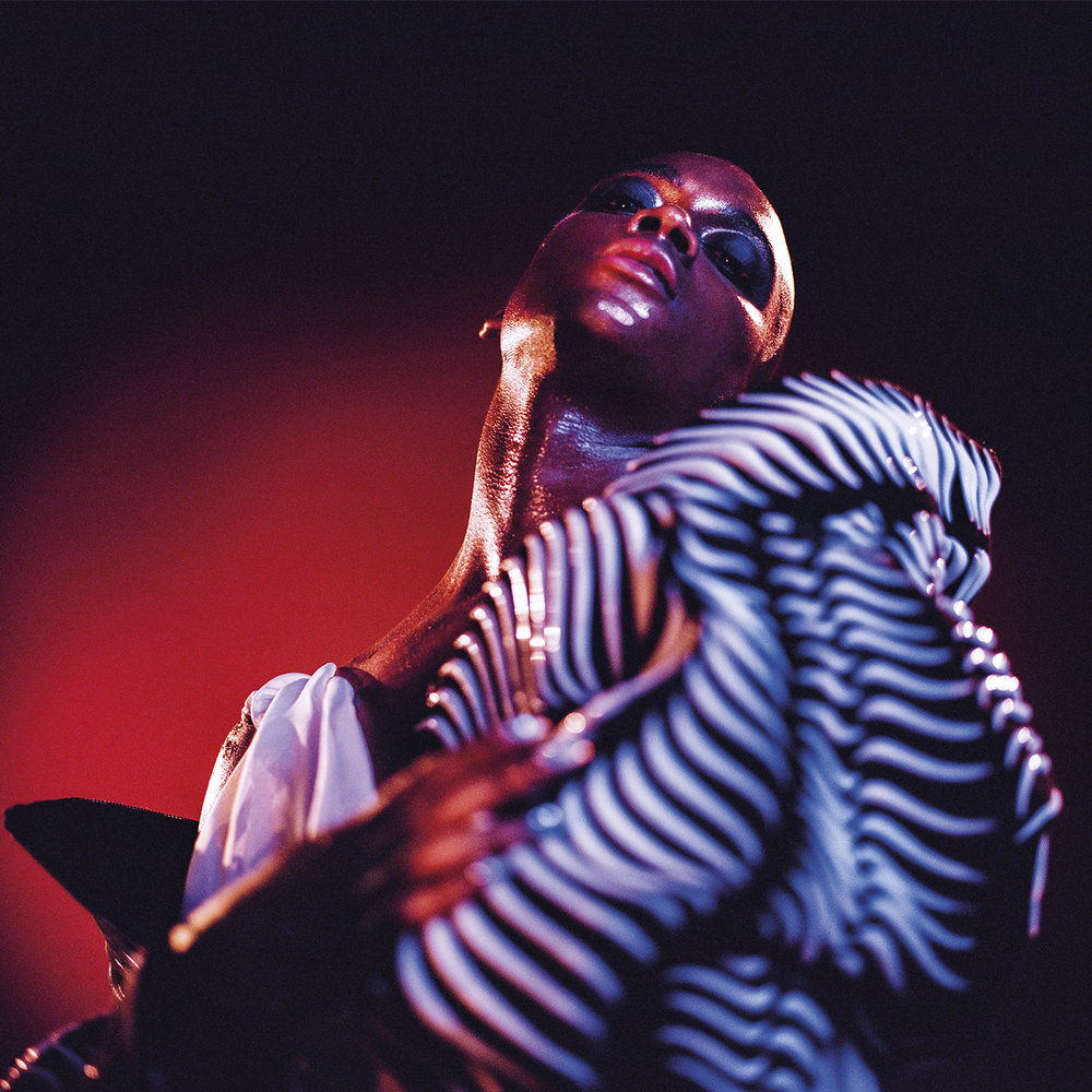 Lotic via  Tri-Angle Records