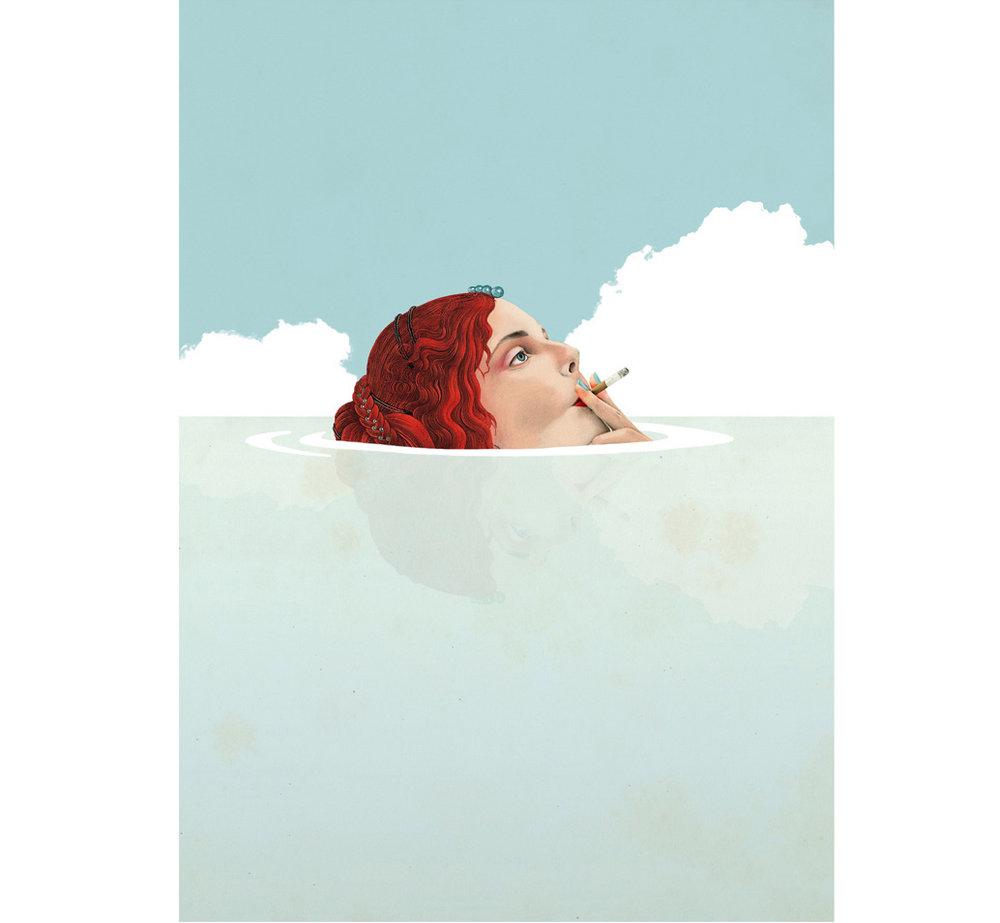 Delphine Lebourgeois- Smoke ll
