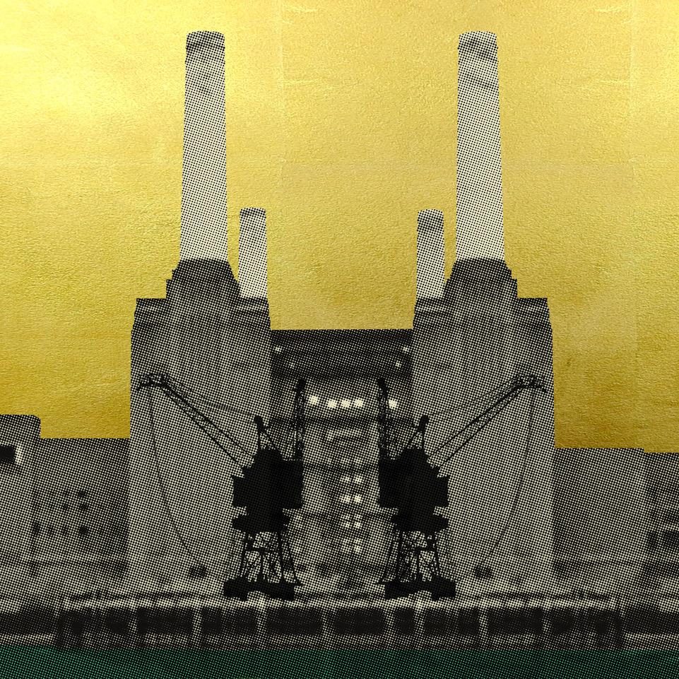 Jayson Lilley - Battersea Power Station