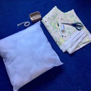 envelope cushion you will need