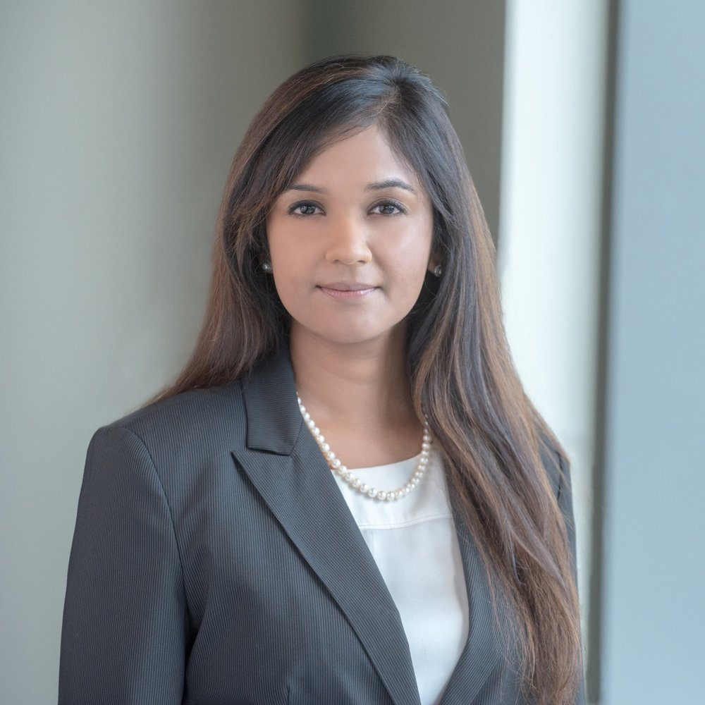 Sandhya Bhagwandin, VP of Marketing