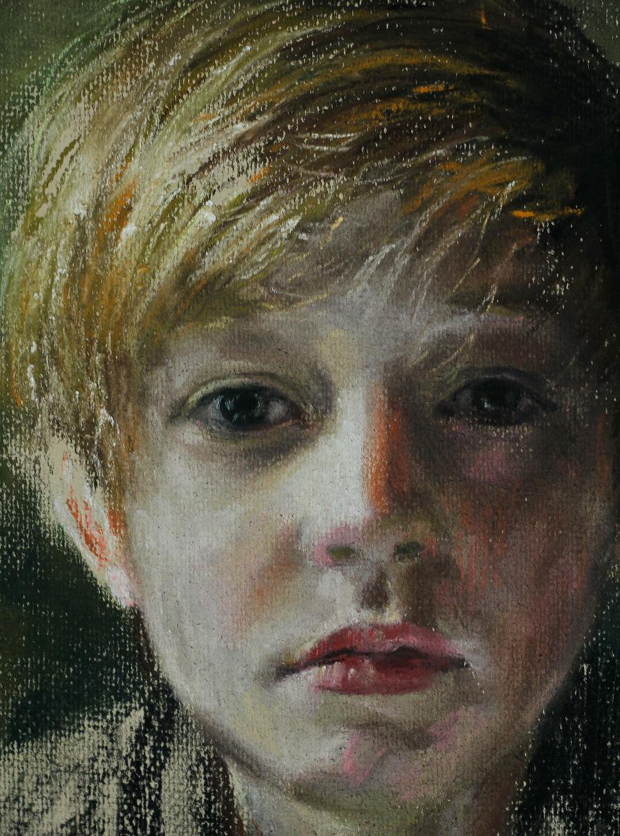 Oscar Crick (detail)