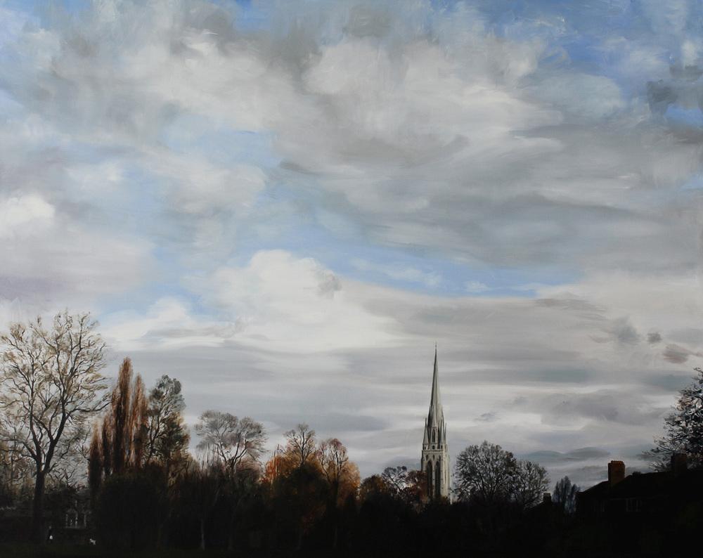 Hackney Landscape