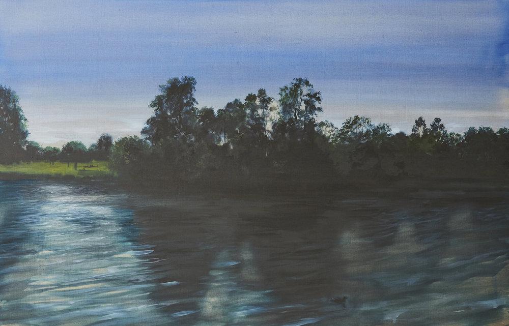 The Island, Evening