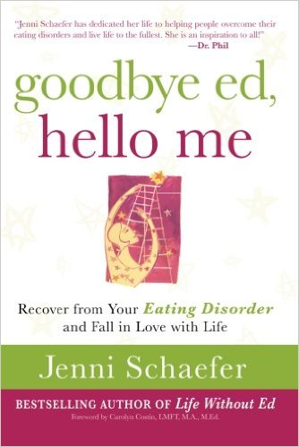 Angie Viets - Jenni Schaefer goodbye ed hello me