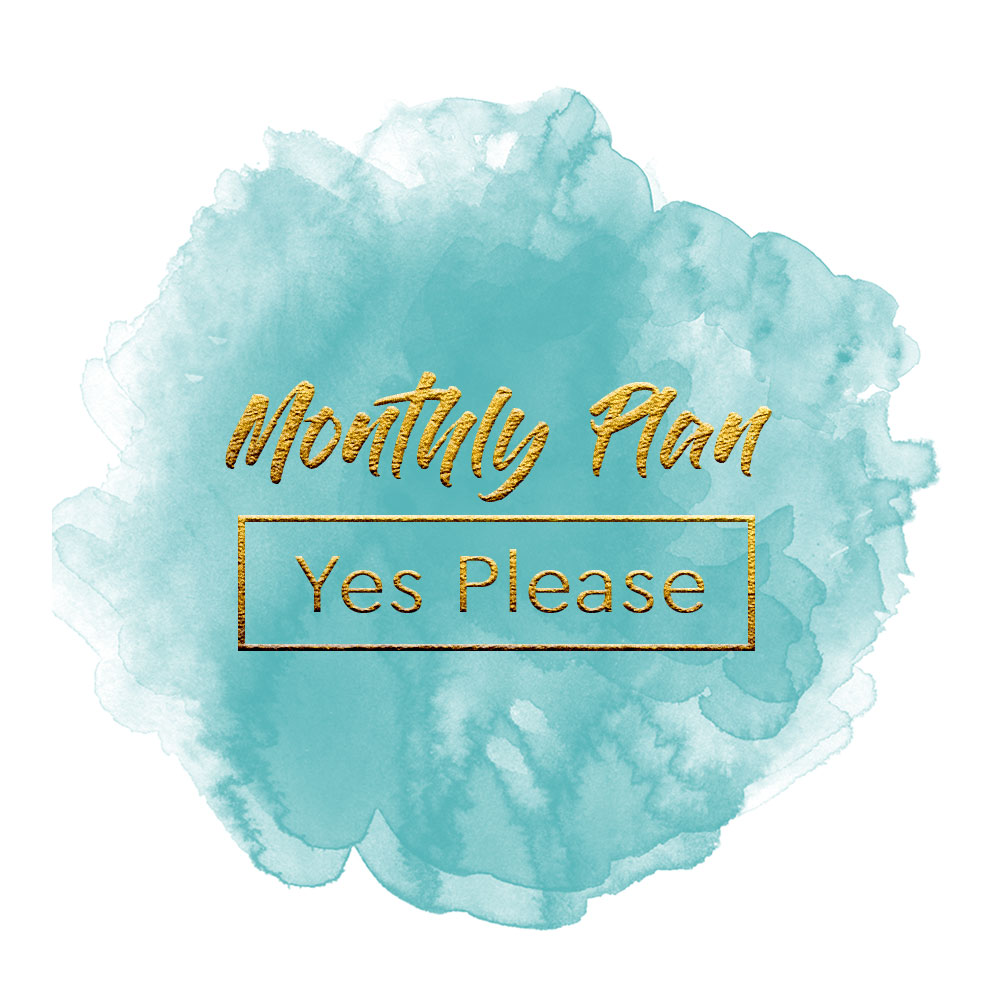 Real + Recovered membership Monthly