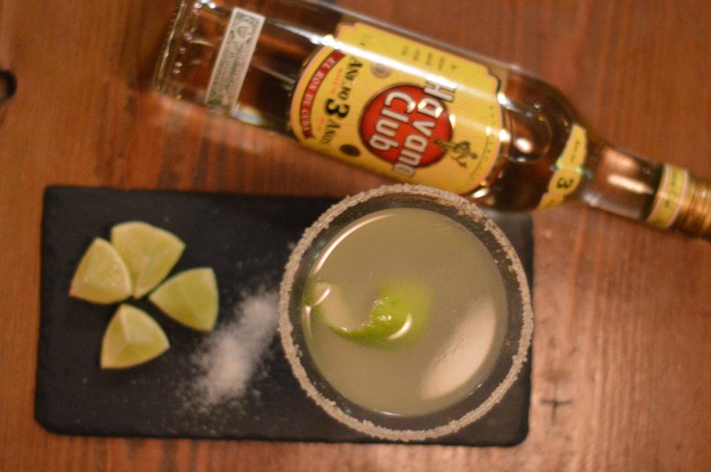Featured Cocktail: Fresh Lime Daiquiri