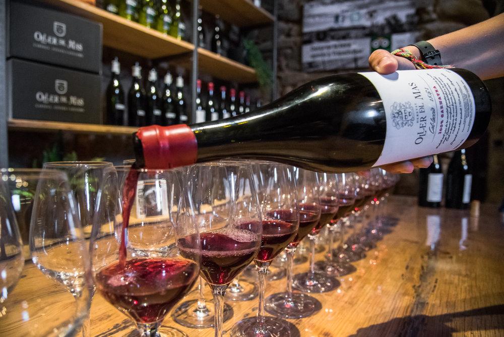 MeetJune  Montserrat, tapas &wine tour ( Castlexperience )