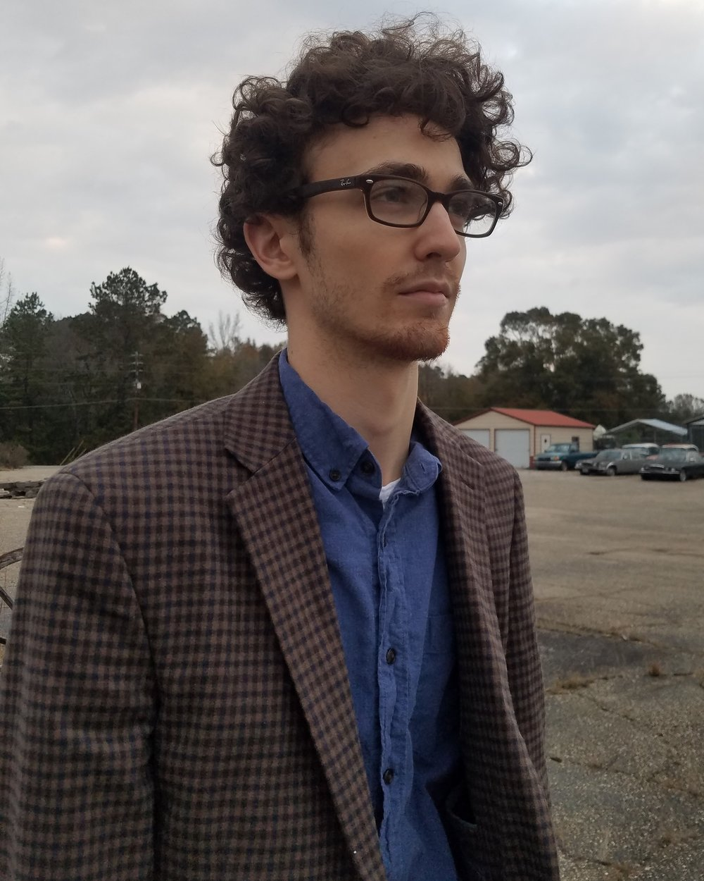 Joseph Sigurdson's work has appeared in  Jelly Bucket ,  Allegheny Review ,  Gandy Dancer ,  Great Lake Review , and elsewhere. He won a College Prize from The Academy of American Poets in 2018. He's from Buffalo, New York and is currently a graduate student in Mississippi.