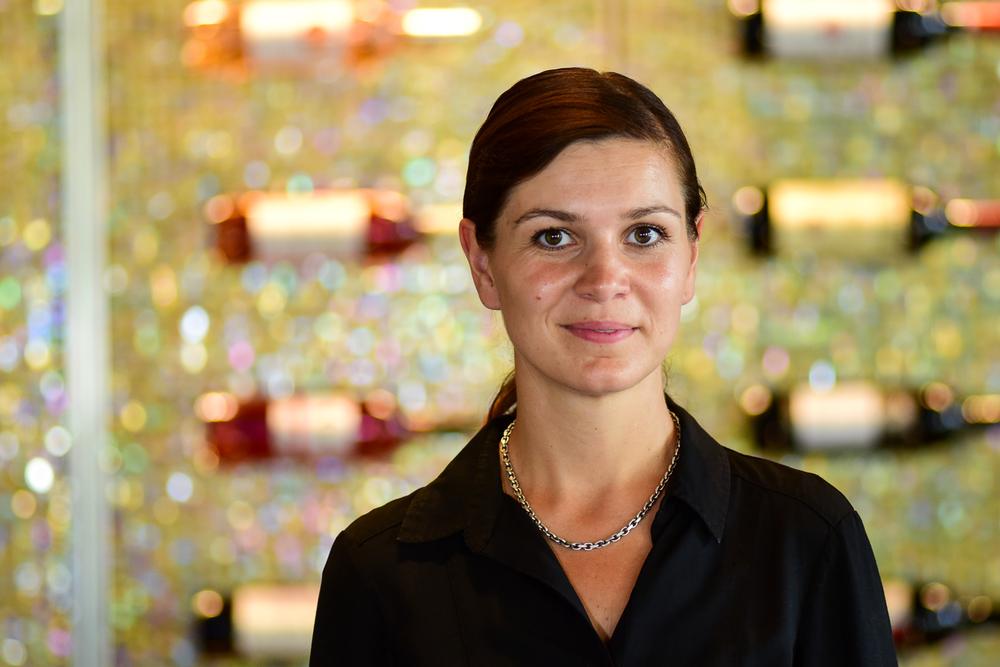 Sabrina Eckhardt I Chef de Rang