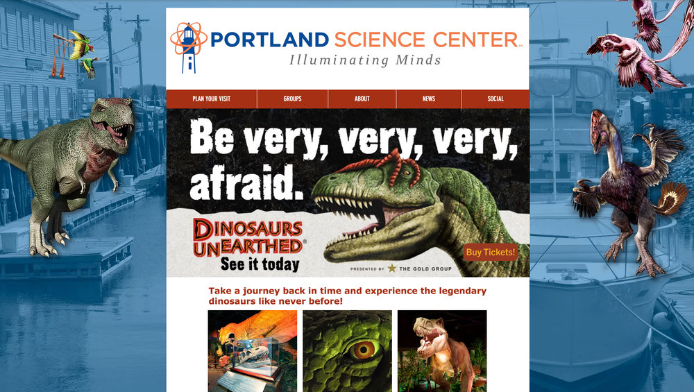 Portland Science Center