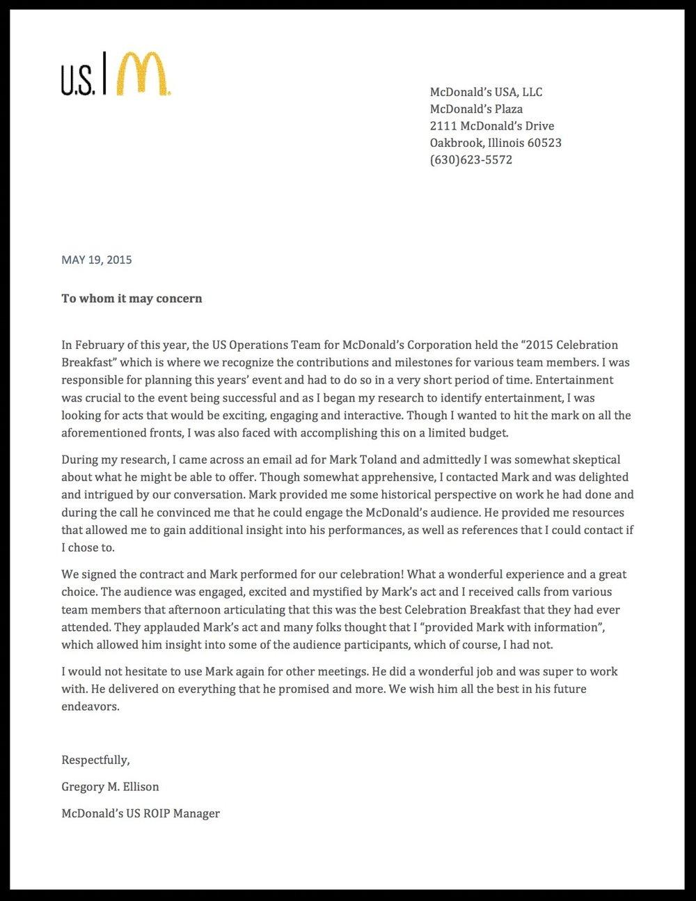 McDonald's Rec Letter.jpg