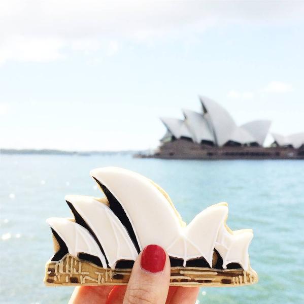 Sydney Opera House -Sydney