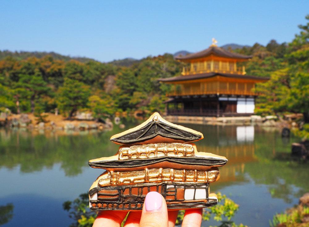 Kinkakuji (Golden Pavilion) - Kyoto