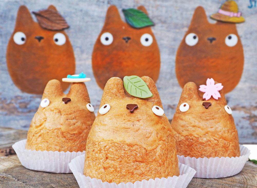 Shirohige's Cream Puff Factory - Tokyo