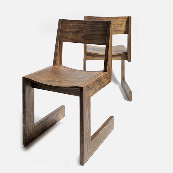 Secretable chair, Nedda El-Asmar & Erik Indekeu for Vange