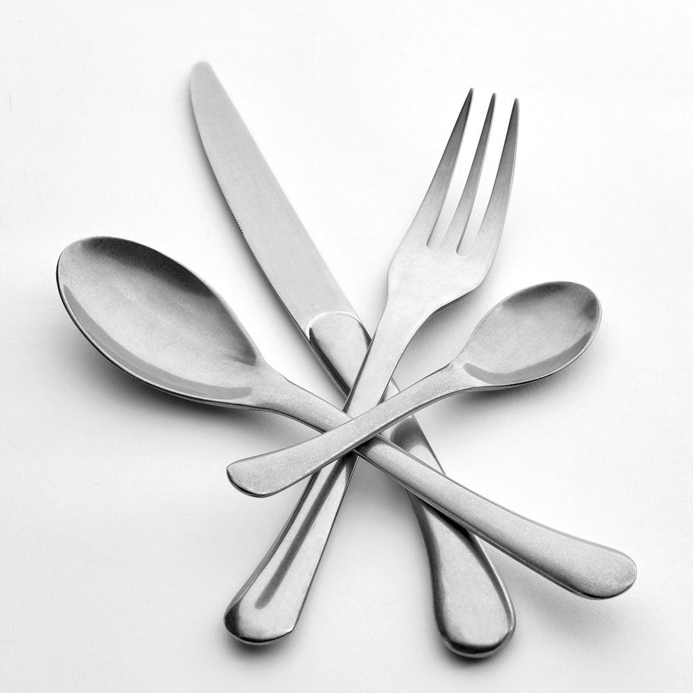 Stone wash cutlery Nedda El-Asmar & Erik indekeu for SERAX