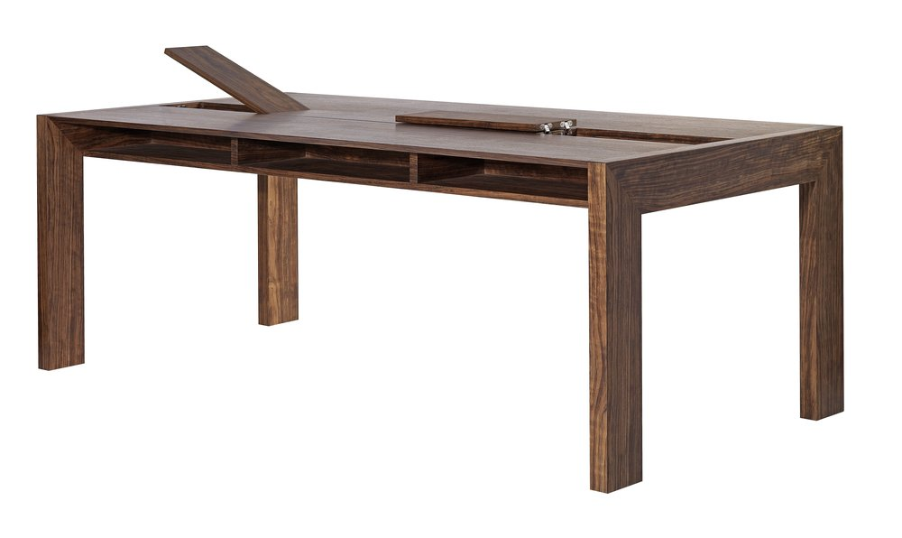 Secretable table, Nedda El-Asmar & Erik Indekeu for Obumex
